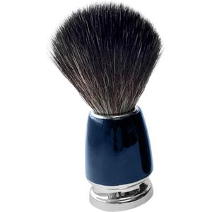 Graham Hill - Shaving & Refreshing - Shaving Brush Black Fibre / Precious Resin