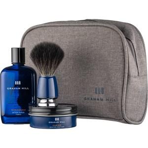 Graham Hill - Shaving & Refreshing - Shaving Set