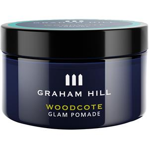 Graham Hill - Styling & Grooming - Woodcote Glam Pomade