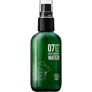Bio A+O.E. - Haarpflege - 07 Frizz Control Water