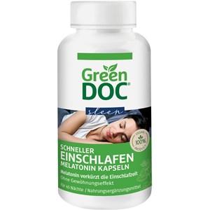 GreenDoc - Schlaf & Entspannung - Schneller Einschlafen