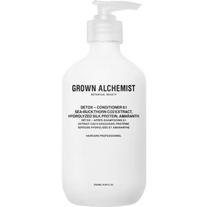 Grown Alchemist - Conditioner - Detox Conditioner 0.1