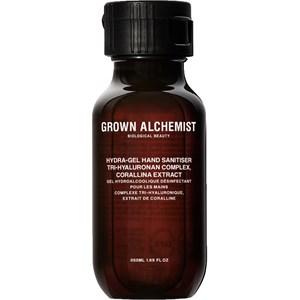 Grown Alchemist - Handpflege - Tri-Hyaluronan Complex & Corallina Extract Hydra-Desinfektions-Gel Hand Sanitiser