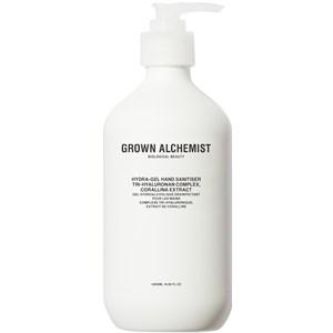 Grown Alchemist - Hand care - Tri-Hyaluronan Complex & Corallina Extract Hydra-Gel Hand Sanitiser