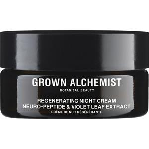 Grown Alchemist - Nachtpflege - Regenerating Night Cream