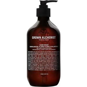 Grown Alchemist - Cleansing - Sandalwood, Ylang Ylang & Natrium PCA Hand Wash
