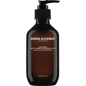 Grown Alchemist - Reinigung - Sweet Orange, Cedarwood & Sage Hand Wash