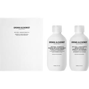 Grown Alchemist - Shampoo - Anti-Frizz Hair Care Twin Set 0.5