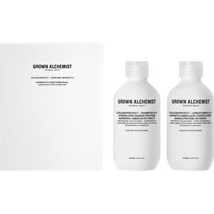 Grown Alchemist - Shampoo - Colour Protect Hair Care Twin Set 0.3