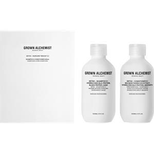 Grown Alchemist - Shampoo - Detox Hair Care Twin Set 0.1