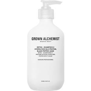 Grown Alchemist - Shampoo - Detox Shampoo 0.1