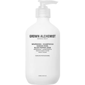 Grown Alchemist - Shampoo - Nourishing Shampoo 0.6