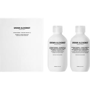 Grown Alchemist - Shampoo - Strengthening Hair Care Twin Set 0.2