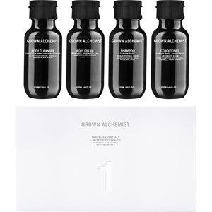 Grown Alchemist - Shampoo - Travel Kit
