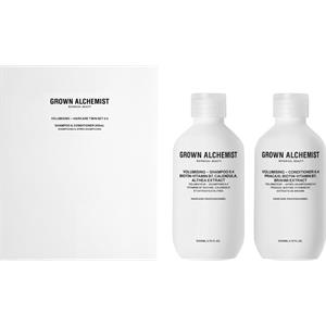 Grown Alchemist - Shampoo - Volumising Hair Care Twin Set 0.4