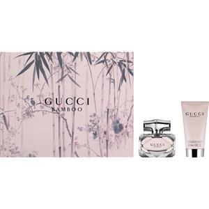 Image of Gucci Damendüfte Gucci Bamboo Geschenkset Eau de Parfum Spray 30 ml + Body Lotion 50 ml 1 Stk.