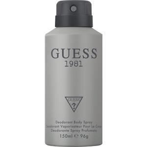 Guess - 1981 - Deodorant Body Spray