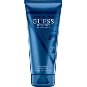 Guess - Seductive Blue Homme - Shower Gel