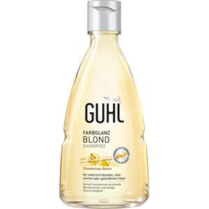 Guhl - Colour shine - Champagne Berry Blonde shampoo