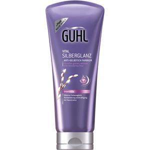 Guhl - Vital silver shine - Anti-Gelbstich Farbkur