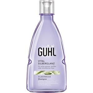 Guhl - Vital silver shine - White willow shampoo