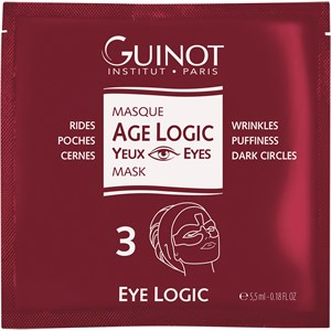 Guinot - Masken - Age Logic Eye Mask Box