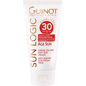 Image of Guinot Gesichtspflege Sonnenpflege Age Sun LSF 50 50 ml