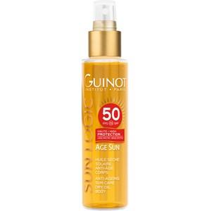 Guinot - Sun care - Age Sun SPF 50 Body Oil
