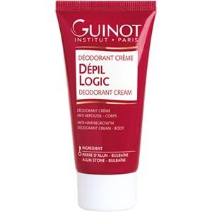 Guinot - Tagespflege - Depil Logic Deo Creme