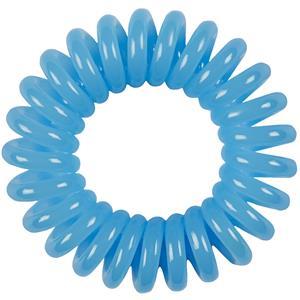 HH Simonsen - Élastiques pour les cheveux - Hair Bobbles Bleu clair