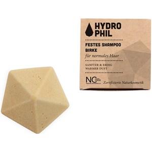HYDROPHIL - Hair care - Birch Solid Shampoo