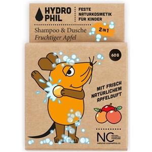 HYDROPHIL - Körperpflege - 2in1 festes Shampoo & Dusche Maus