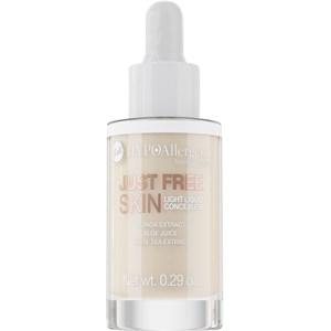 HYPOAllergenic - Concealer - Just Free Skin Light Liquid Concealer
