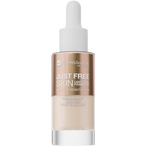 HYPOAllergenic - Foundation - Just Free Skin Light Liquid Foundation