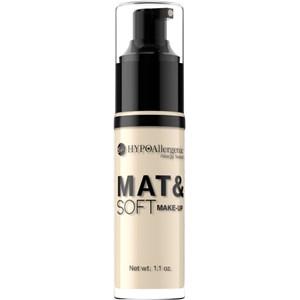 HYPOAllergenic - Foundation - Mat & Soft Make-Up