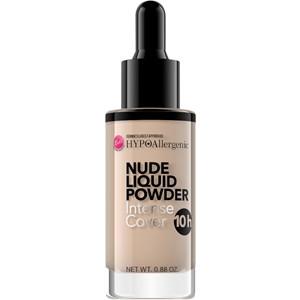 HYPOAllergenic - Foundation - Nude Liquid Powder