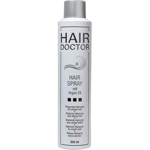 Hair Doctor Haarpflege Styling Hair Spray Strong