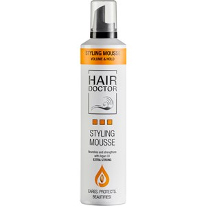 Hair Doctor - Styling - Styling Mousse extra strong
