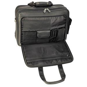 Hans Kniebes - Aktentaschen - Laptop Tasche echt-Rindleder