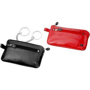 Hans Kniebes - Purses - Full-Grain Cowhide Leather Key Pouch
