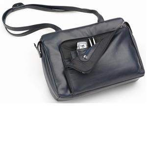 Hans Kniebes - Handtaschen & Rucksäcke - Business-Handtasche mit Organizer-Vortasche, Nappa-Vollrindleder, 345 x 265 x 95 mm
