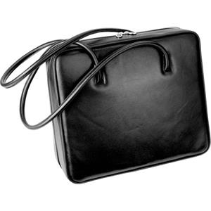 Hans Kniebes - Handbags & Backpacks - Full-Grain Nappa Cowhide Leather Business Case