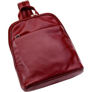 Hans Kniebes - Handbags & Backpacks - Full-Grain Nappa Cowhide Leather Rucksack