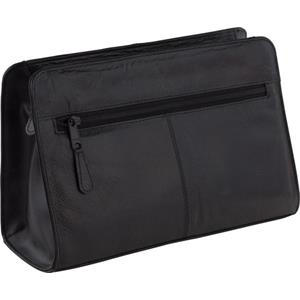 Hans Kniebes - Wash bags - Genuine Buffalo Leather Wash Bag