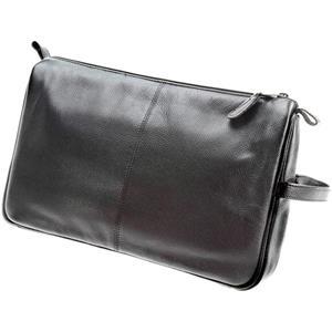 Hans Kniebes - Kulturtaschen aus echt Leder - Toilette Tasche echt Rindleder