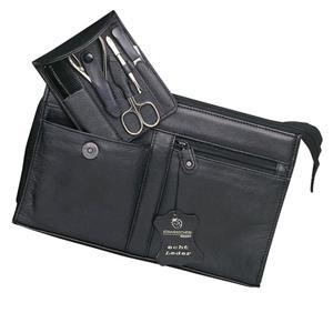 Kulturtaschen Kulturtaschen, bestückt Kulturtasche schwarz 1 Stk.