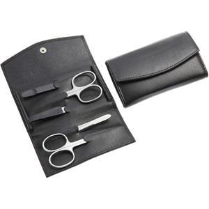Hans Kniebes - Manicure-Etuis - 5-Piece Nappa Sheepskin Manicure Case