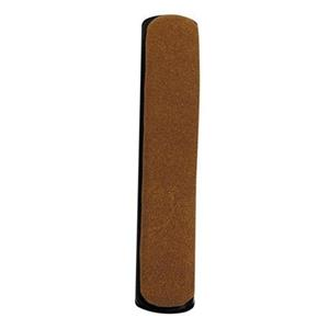 Hans Kniebes - Nail files - Nail Buffer with Suede Leather Cover