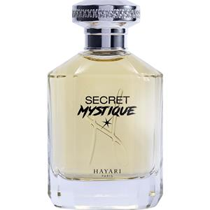 hayari secret mystique