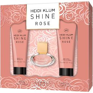 Heidi Klum - Shine Rose - Geschenkset